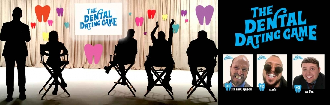 """THE DENTAL DATING GAME"" TV Commercial is Live!"