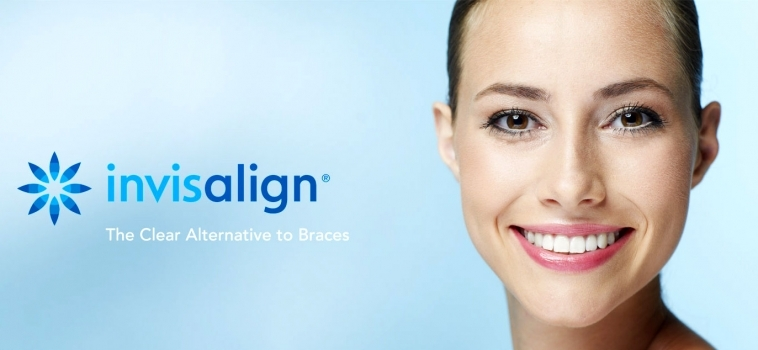 INVISALIGN takes a pure approach to straightening teeth