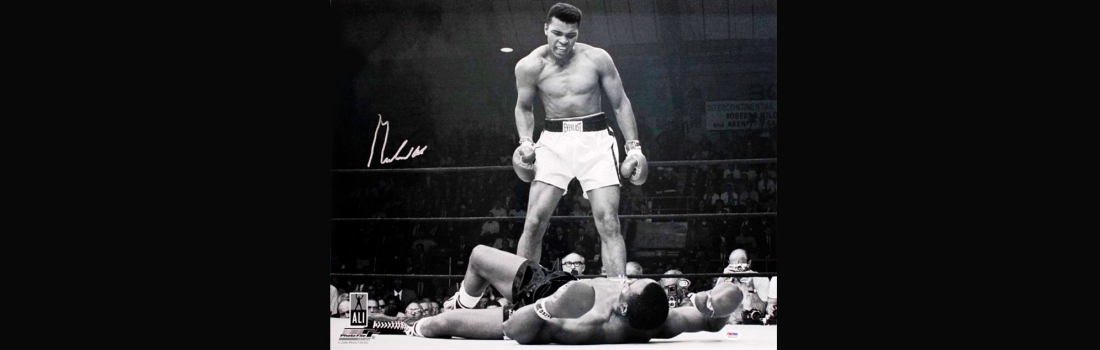 The Death of Muhammed Ali – The Greatest