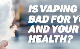 Is Vaping Bad For Your Teeth? Here's What You Should Know